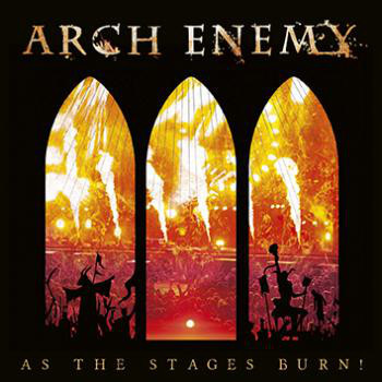 Viniluri VINIL Universal Records Arch Enemy - As The Stages Burn!VINIL Universal Records Arch Enemy - As The Stages Burn!