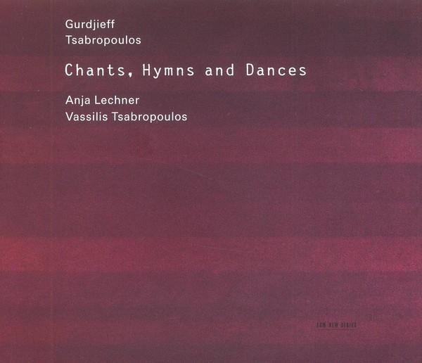 Muzica CD CD ECM Records Anja Lechner, Vassilis Tsabropoulos : Chants, Hymns ...CD ECM Records Anja Lechner, Vassilis Tsabropoulos : Chants, Hymns ...