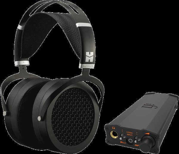 Pachete PROMO Casti si AMP Pachet PROMO HiFiMAN Sundara + iFi Audio Micro iDSD BLPachet PROMO HiFiMAN Sundara + iFi Audio Micro iDSD BL