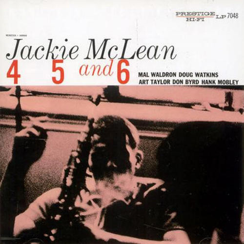 Viniluri VINIL Universal Records Jackie McLean - 4, 5 And 6VINIL Universal Records Jackie McLean - 4, 5 And 6