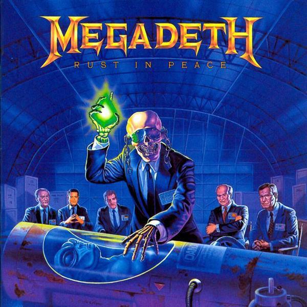 Viniluri VINIL Universal Records Megadeth - Rust In PeaceVINIL Universal Records Megadeth - Rust In Peace