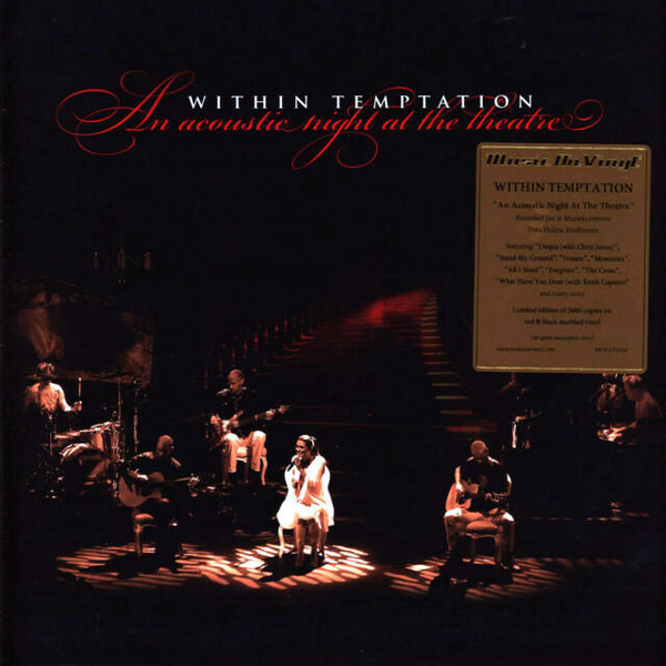 Viniluri VINIL Universal Records Within Temptation - An Acoustic NightVINIL Universal Records Within Temptation - An Acoustic Night
