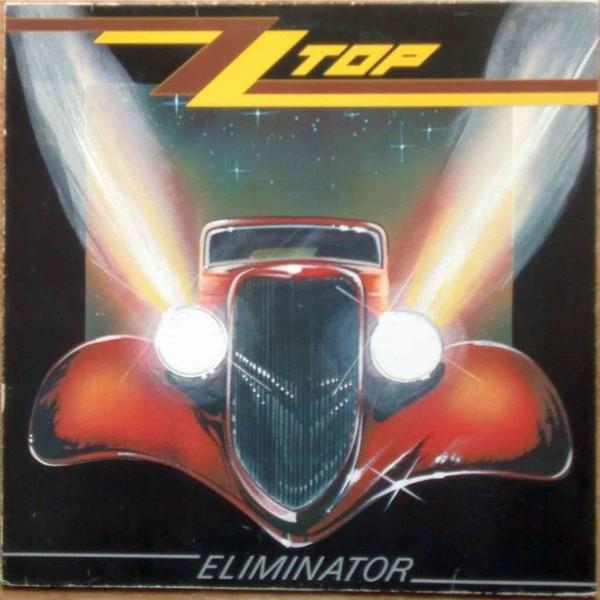 Viniluri VINIL Universal Records ZZ Top -  EliminatorVINIL Universal Records ZZ Top -  Eliminator