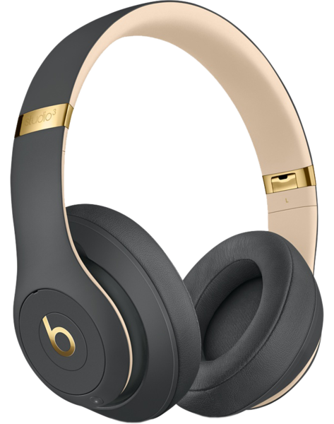 Casti Casti Beats Studio 3 Wireless Shadow Grey ResigilatCasti Beats Studio 3 Wireless Shadow Grey Resigilat