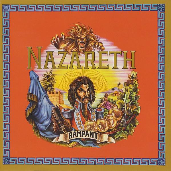 Viniluri VINIL Universal Records Nazareth - RampantVINIL Universal Records Nazareth - Rampant