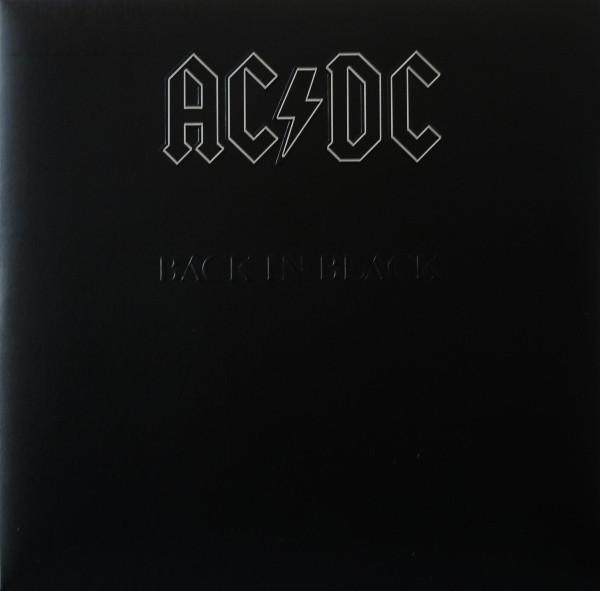 Viniluri VINIL Universal Records AC/DC - Back In BlackVINIL Universal Records AC/DC - Back In Black