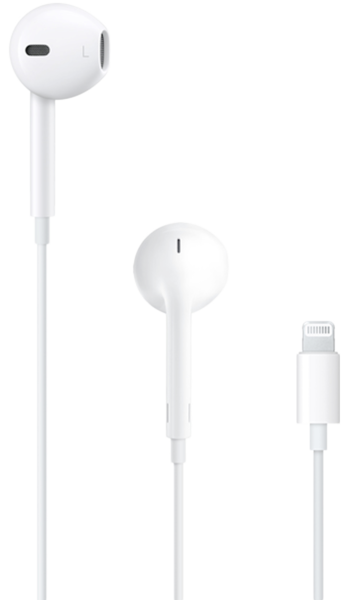 Casti Casti Apple EarPods cu conector LightningCasti Apple EarPods cu conector Lightning