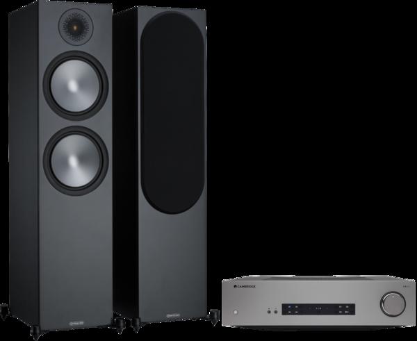 Pachete PROMO STEREO Pachet PROMO Monitor Audio Bronze 500 + Cambridge Audio CXA61Pachet PROMO Monitor Audio Bronze 500 + Cambridge Audio CXA61