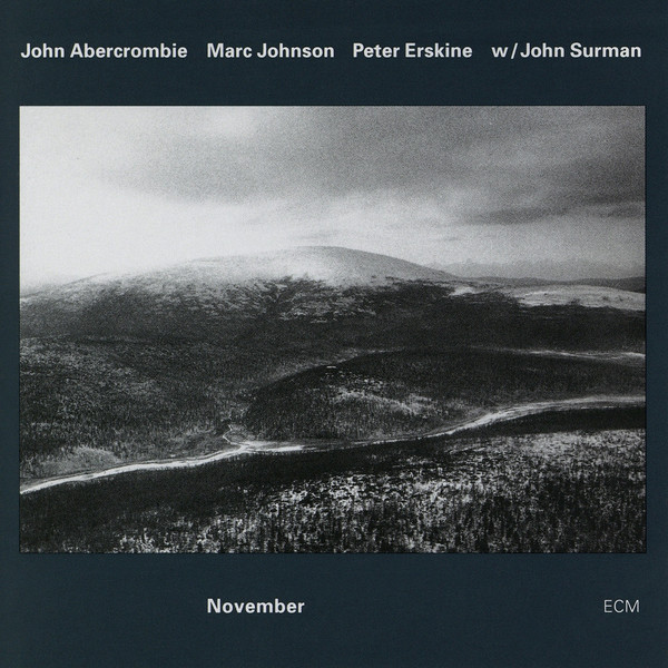 Muzica CD CD ECM Records John Abercrombie: NovemberCD ECM Records John Abercrombie: November