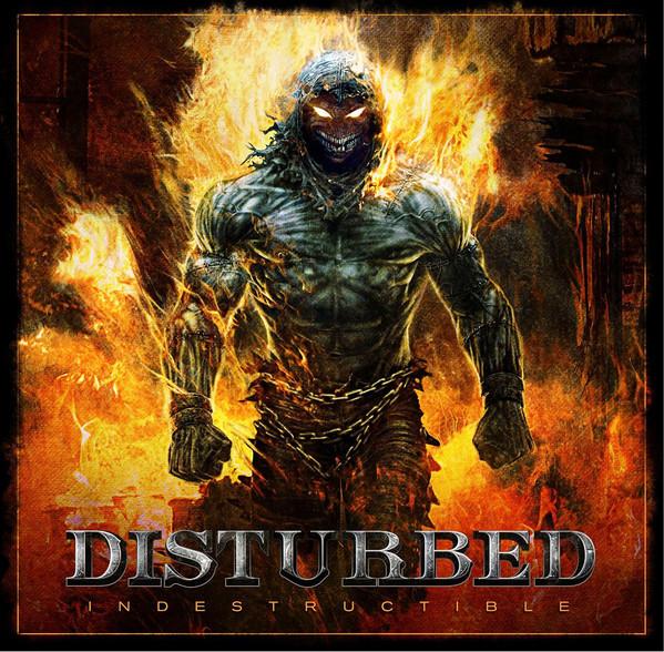 Viniluri VINIL Universal Records Disturbed - IndestructibleVINIL Universal Records Disturbed - Indestructible