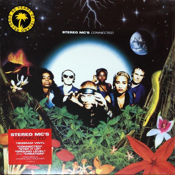 Viniluri VINIL Universal Records Stereo MCs - ConnectedVINIL Universal Records Stereo MCs - Connected