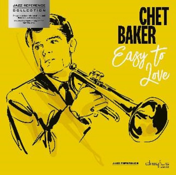 Viniluri VINIL Universal Records Chet Baker-Easy To LoveVINIL Universal Records Chet Baker-Easy To Love