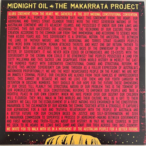 Viniluri VINIL Universal Records Midnight Oil - The Makarrata ProjectVINIL Universal Records Midnight Oil - The Makarrata Project