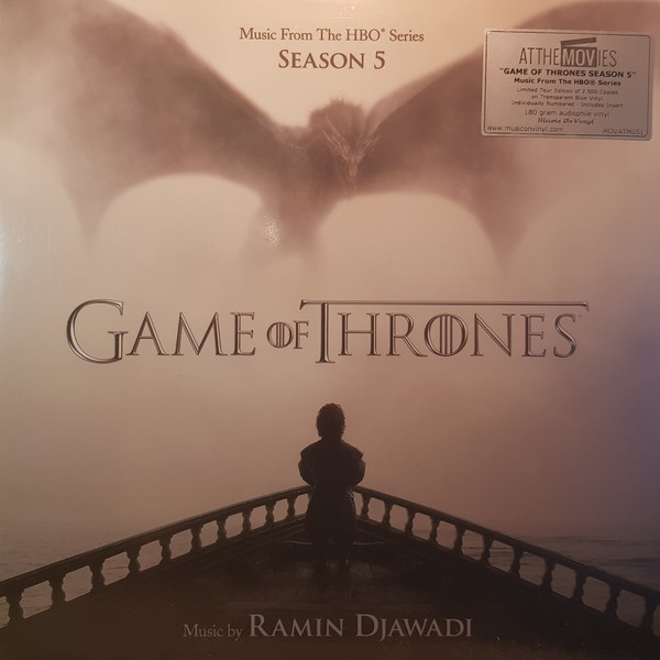 Viniluri VINIL Universal Records Ramin Djawadi - Game Of Thrones Season 5 (Music From The HBO Series)VINIL Universal Records Ramin Djawadi - Game Of Thrones Season 5 (Music From The HBO Series)