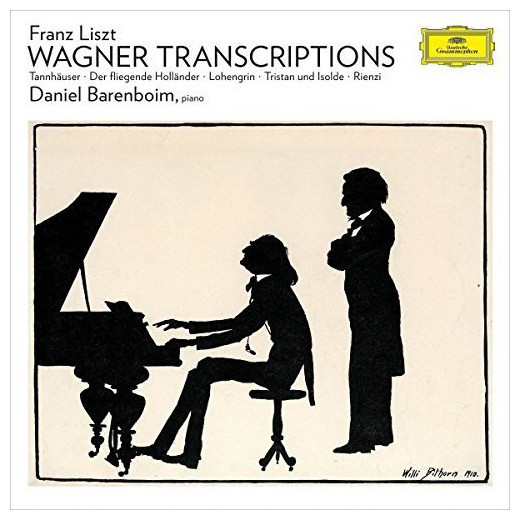 Viniluri VINIL Universal Records Liszt: Wagner Transcriptions ( Daniel Barenboim )VINIL Universal Records Liszt: Wagner Transcriptions ( Daniel Barenboim )