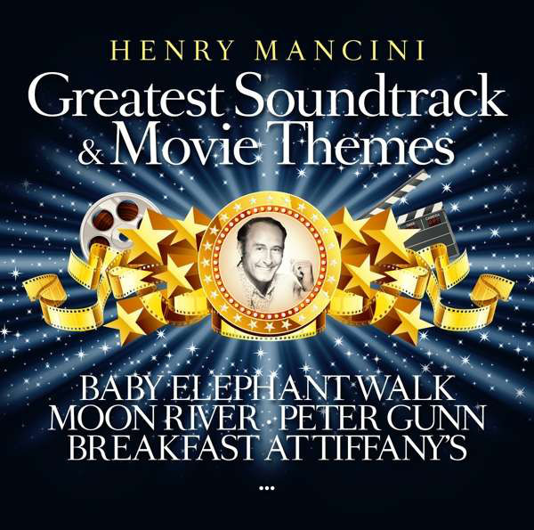 Viniluri VINIL Universal Records Henry Mancini - Greatest Soundtrack & Movie ThemesVINIL Universal Records Henry Mancini - Greatest Soundtrack & Movie Themes