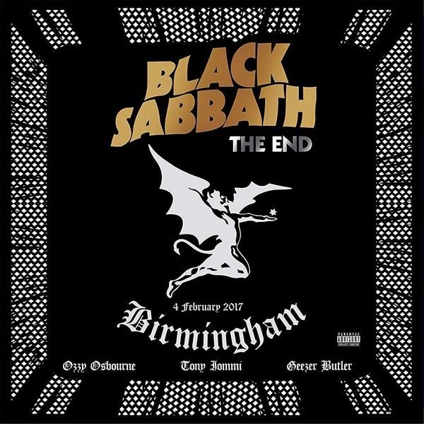Viniluri VINIL Universal Records Black Sabbath - The End (4 February 2017 - Birmingham)VINIL Universal Records Black Sabbath - The End (4 February 2017 - Birmingham)