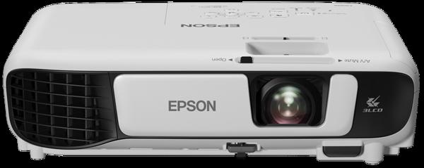 Videoproiectoare Videoproiector Epson EB-W41 + Ecran proiectie QWERTY Ecran proiectie  perete/tavan 180 x 180 cm cadou!Videoproiector Epson EB-W41 + Ecran proiectie QWERTY Ecran proiectie  perete/tavan 180 x 180 cm cadou!