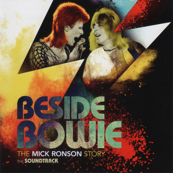 Viniluri VINIL Universal Records Various Artists - Beside Bowie: The Mick Ronson Story The SoundtrackVINIL Universal Records Various Artists - Beside Bowie: The Mick Ronson Story The Soundtrack