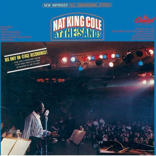 Viniluri VINIL Universal Records Nat King Cole - At The SandsVINIL Universal Records Nat King Cole - At The Sands