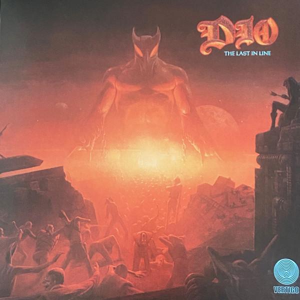 Viniluri VINIL Universal Records Dio - The Last In LineVINIL Universal Records Dio - The Last In Line