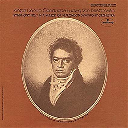 Viniluri VINIL Universal Records Beethoven - Symphony No.7 In A Major, Op.92 ( Dorati, LSO )VINIL Universal Records Beethoven - Symphony No.7 In A Major, Op.92 ( Dorati, LSO )
