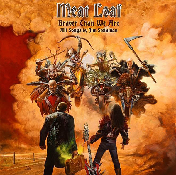 Viniluri VINIL Universal Records Meat Loaf - Braver Than We AreVINIL Universal Records Meat Loaf - Braver Than We Are