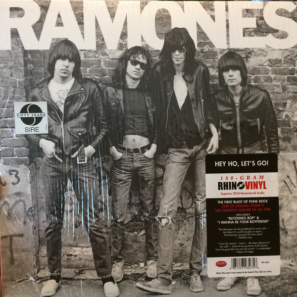 Viniluri VINIL Universal Records Ramones - RamonesVINIL Universal Records Ramones - Ramones