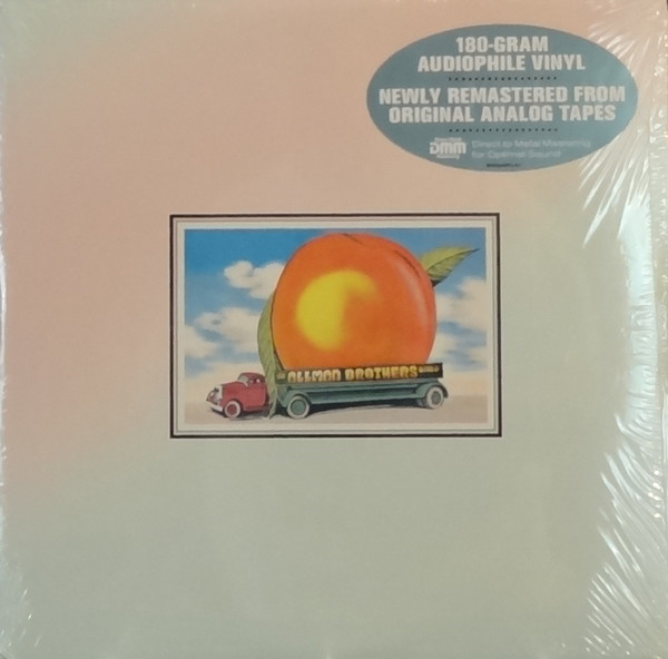 Viniluri VINIL Universal Records The Allman Brothers - Eat A PeachVINIL Universal Records The Allman Brothers - Eat A Peach