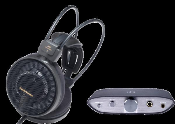 Pachete PROMO Casti si AMP Pachet PROMO Audio-Technica ATH-AD900X + iFi Audio ZEN DACPachet PROMO Audio-Technica ATH-AD900X + iFi Audio ZEN DAC