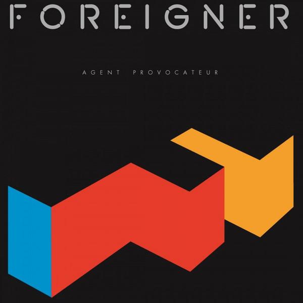 Viniluri VINIL Universal Records Foreigner - Agent ProvocateurVINIL Universal Records Foreigner - Agent Provocateur