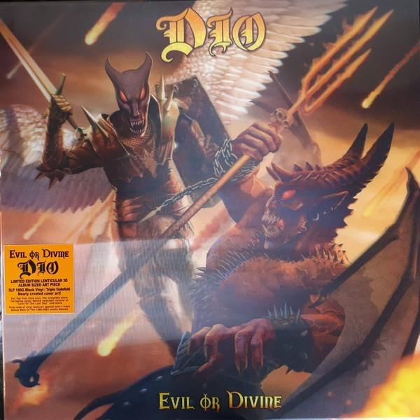 Viniluri VINIL Universal Records Dio - Evil Or Divine (Lenticular 3D cover) VINIL Universal Records Dio - Evil Or Divine (Lenticular 3D cover)