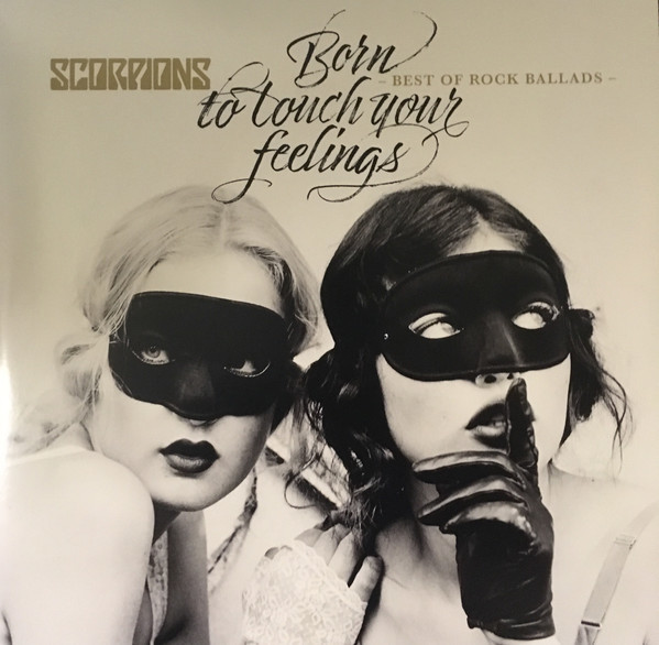 Viniluri VINIL Universal Records Scorpions - Born To Touch Your Feelings - Best of Rock Ballads (180g Audiophile Pressing)VINIL Universal Records Scorpions - Born To Touch Your Feelings - Best of Rock Ballads (180g Audiophile Pressing)