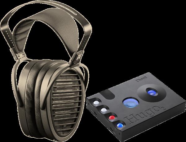 Pachete PROMO Casti si AMP Pachet PROMO HiFiMAN Arya + Chord Electronics Hugo 2Pachet PROMO HiFiMAN Arya + Chord Electronics Hugo 2