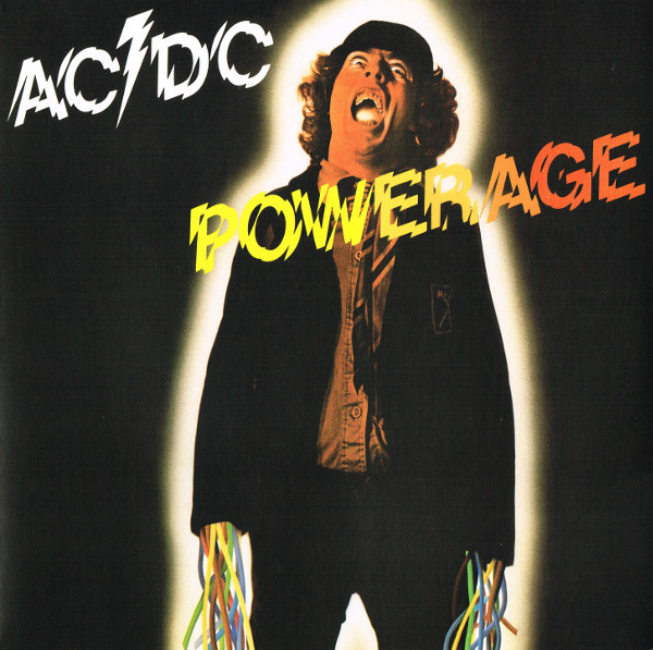 Viniluri VINIL Universal Records AC/DC - Powerage (180gVINIL Universal Records AC/DC - Powerage (180g