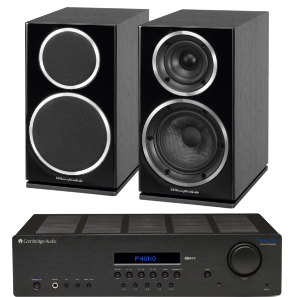 Pachete PROMO STEREO Pachet PROMO Wharfedale Diamond 225 + Cambridge Audio Topaz SR20Pachet PROMO Wharfedale Diamond 225 + Cambridge Audio Topaz SR20