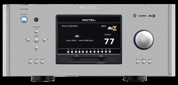 Receivere AV Receiver Rotel RAP-1580Receiver Rotel RAP-1580