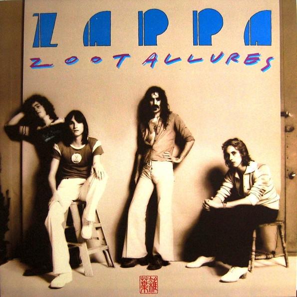 Viniluri VINIL Universal Records Frank Zappa - Zoot alluresVINIL Universal Records Frank Zappa - Zoot allures