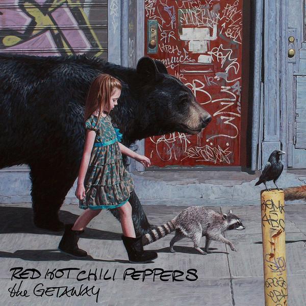 Viniluri VINIL Universal Records Red Hot Chili Peppers - The GetawayVINIL Universal Records Red Hot Chili Peppers - The Getaway