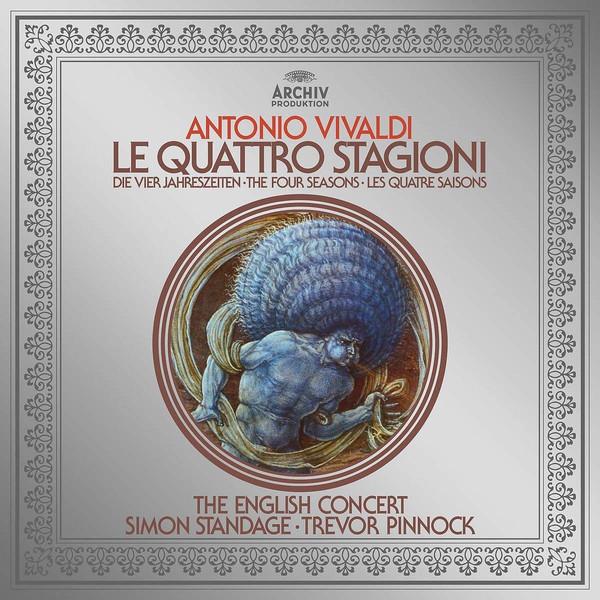 Viniluri VINIL Archiv Produktion Vivaldi - Le Quattro Stagioni (Pinnock, Simon Standage - The English Concert)VINIL Archiv Produktion Vivaldi - Le Quattro Stagioni (Pinnock, Simon Standage - The English Concert)