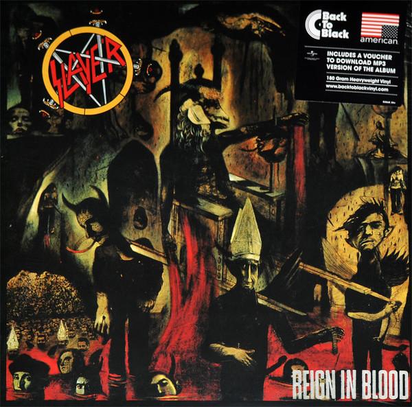 Viniluri VINIL Universal Records Slayer - Reign In BloodVINIL Universal Records Slayer - Reign In Blood