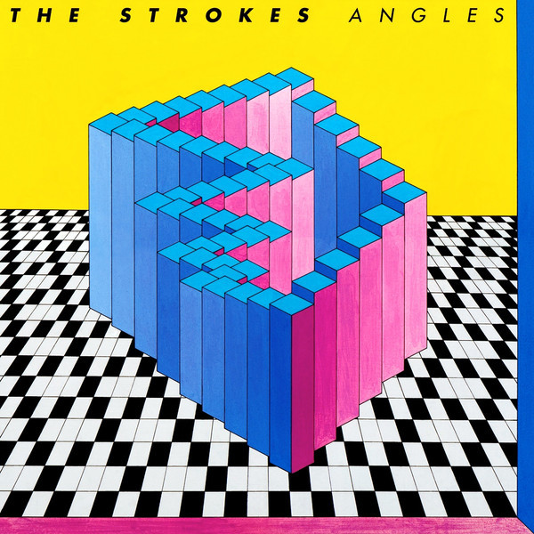 Viniluri VINIL Universal Records The Strokes - AngelsVINIL Universal Records The Strokes - Angels