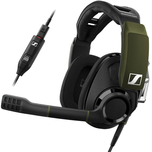 Casti Casti PC/Gaming Sennheiser GSP 550Casti PC/Gaming Sennheiser GSP 550