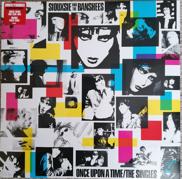 Viniluri VINIL Universal Records Siouxsie And The Banshees - Once Upon A Time / The SinglesVINIL Universal Records Siouxsie And The Banshees - Once Upon A Time / The Singles