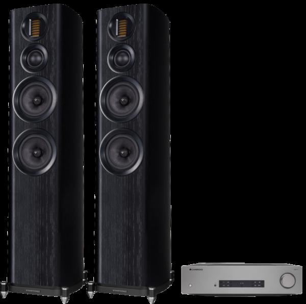 Pachete PROMO STEREO Pachet PROMO Wharfedale Evo 4.4 + Cambridge Audio CXA81Pachet PROMO Wharfedale Evo 4.4 + Cambridge Audio CXA81