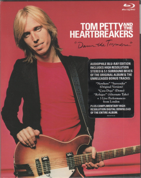 DVD & Bluray BLURAY Universal Records Tom Petty And The Heartbreakers - Damn The TorpedoesBLURAY Universal Records Tom Petty And The Heartbreakers - Damn The Torpedoes