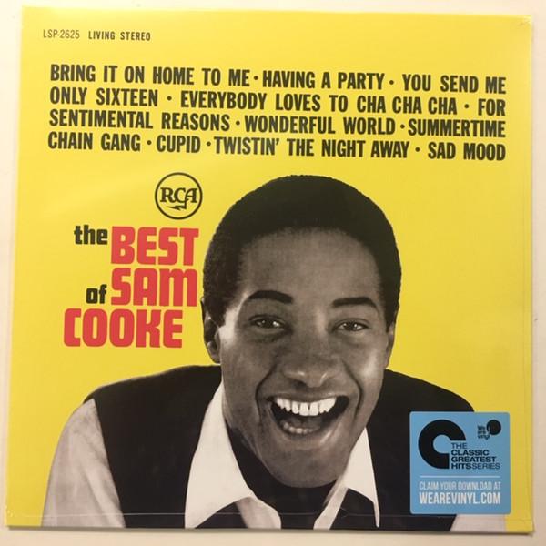 Viniluri VINIL Universal Records Sam Cooke - The Best OfVINIL Universal Records Sam Cooke - The Best Of