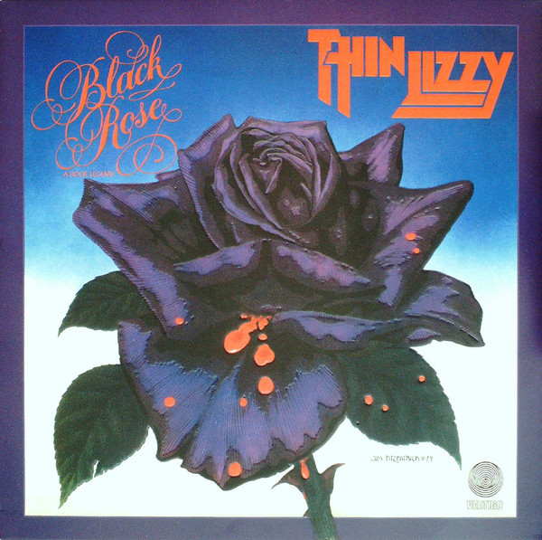 Viniluri VINIL Universal Records Thin Lizzy - Black Rose: A Rock LegendVINIL Universal Records Thin Lizzy - Black Rose: A Rock Legend