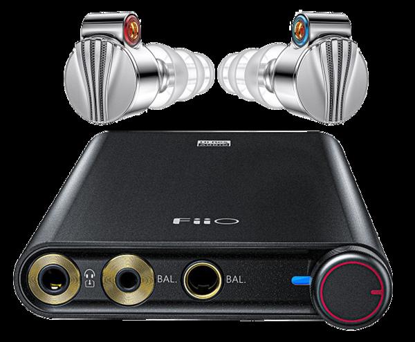 Pachete PROMO Casti si AMP Pachet PROMO Fiio FD5 + FiiO Q3 THXPachet PROMO Fiio FD5 + FiiO Q3 THX