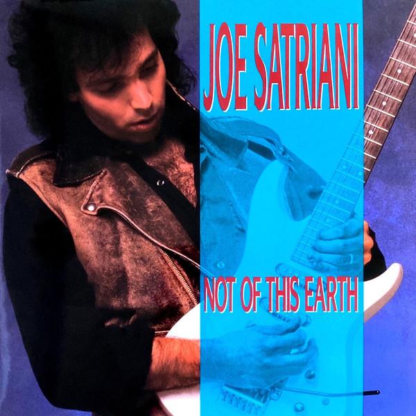 Viniluri VINIL Universal Records Joe Satriani - Not Of This EarthVINIL Universal Records Joe Satriani - Not Of This Earth